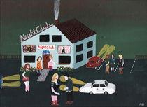 Nightclub von Angela Dalinger