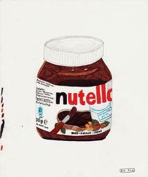 Nutella von Angela Dalinger