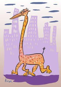 city animal by Arnulf Kossak