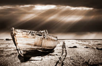 fishing boat graveyard toned by meirion matthias
