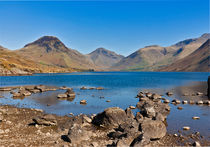 Towards Great Gable von tkphotography