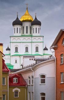 Pskov by Vsevolod Istratkin
