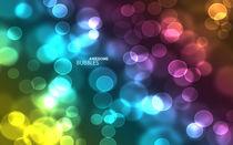 Awesome bubbles von Hana Drahošová