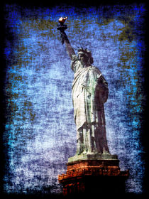Lady Liberty II by Benedikt Amrhein