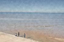 Watching The tide by inkedsandra