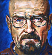 Walter White, Breaking Bad von Buffalo Bonker