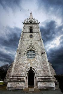 bodelwydden marble church by meirion matthias