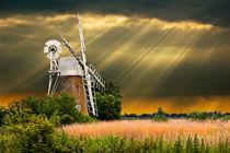 Windmill-and-beams