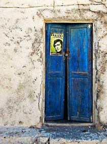 Santorini-door