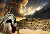 Amphitheatre-and-helmeflatt