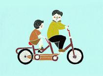 Biking von Monica Andino