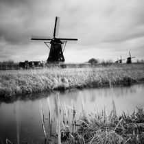 Kinderdijk #01 von Nina Papiorek