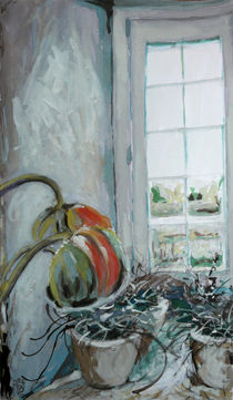 Pots in the Window by florin