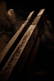 sculpture by moonlight von meirion matthias