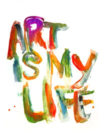 Art is My Life by Marco Angeles
