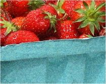 strawberries von newyorknancy