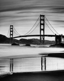 Bridge at the Break of Dawn by Rob van Kessel