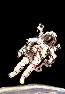 Astronaut by Kristin Frenzel