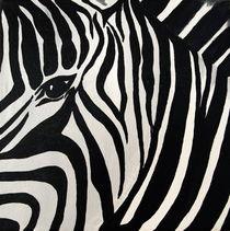 Zebra by Lidija Kämpf
