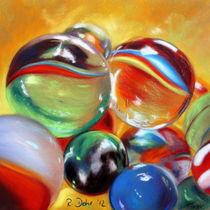 Murmeln / marbles von Renate Dohr