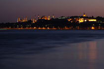 Topkapi Palace, Hagia Sophia and Blue Mosque by Evren Kalinbacak