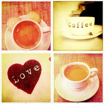 Love Coffee by Sybille Sterk