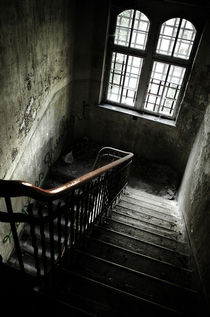Stairs Down by Giulio Asso