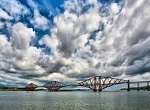Forth Rail Bridge, Scotland by Buster Brown Photography