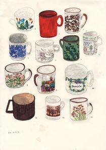 13 Cups von Angela Dalinger