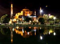 Hagia Sophia by Evren Kalinbacak