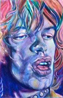 Mick Jagger by misty smith