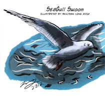 Seagull by Benjamin Long