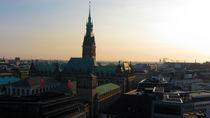 Hamburg Rathaus von Nadine Nehls