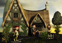The Cottage by sisterofdarkness