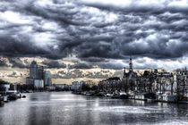Amsterdam view by Giulio Asso