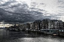Amsterdam's view II by Giulio Asso