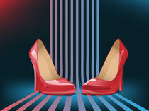 high heel shoes by Miro Kovacevic
