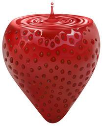 strawbery by Miro Kovacevic