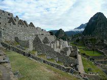 A side of Machu Pichu by Julissa Barrera