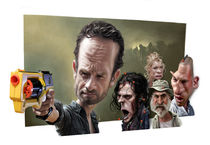 The Walking Nerf by Alex Gallego