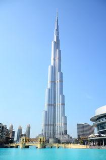 Burj Khalifa, Dubai von Tanja Krstevska