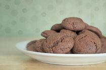 chocolate cookies by Priska  Wettstein