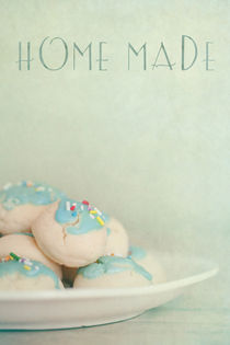home made cookies by Priska  Wettstein