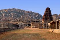 Achyutaraya Temple by serenityphotography