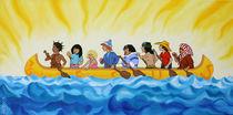 CHILDREN OF THE WORLD / KINDER DER WELT by Sandra Yegiazaryan