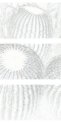 Sitzfleisch (Weiß) by Tina M. Emig