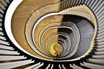 downstairs (2) by Renate Reichert
