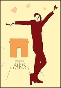 Dancing Audrey by Ipso Imago