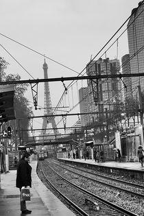 Metro Paris von Stephanie Wüstinger