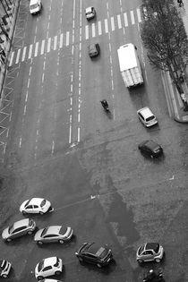 geregeltes verkehrschaos in paris von Stephanie Wüstinger